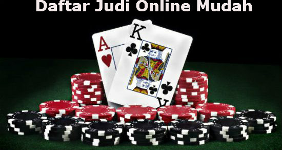 daftar member judi online