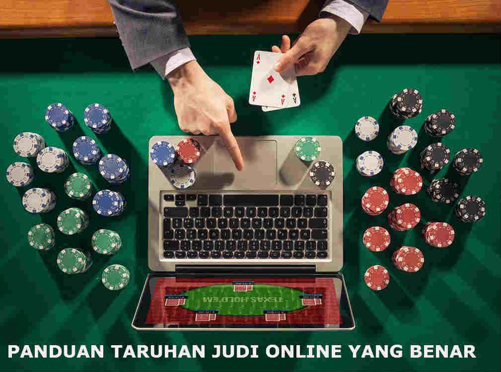 panduan taruhan judi online